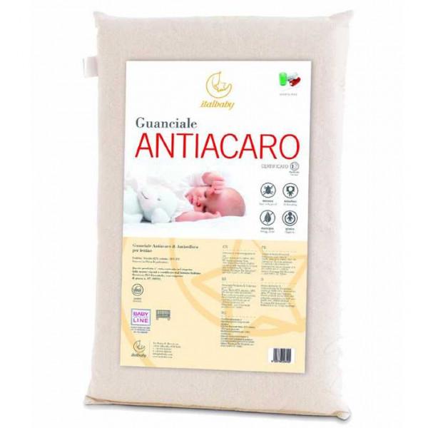 подушка детская Italbaby Antiacaro