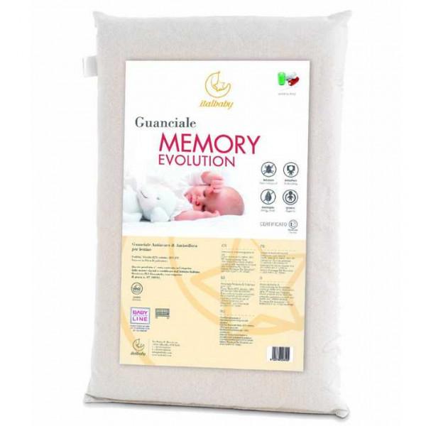 Italbaby подушка детская Memory Evolution