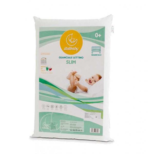 подушка детская Italbaby Slim 38х58 см