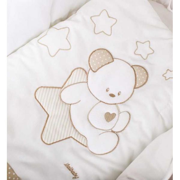 плетенная корзина-переноска Italbaby Sweet Star