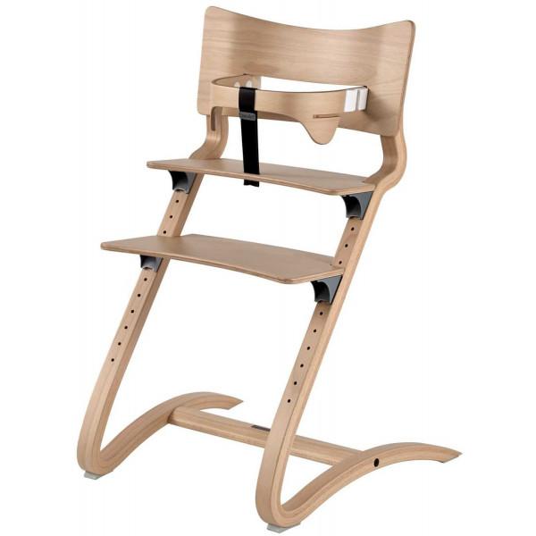 деревянный стульчик для кормления Leander