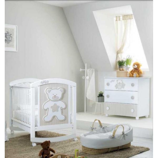 Pali Teddy B мебель для новорожденного