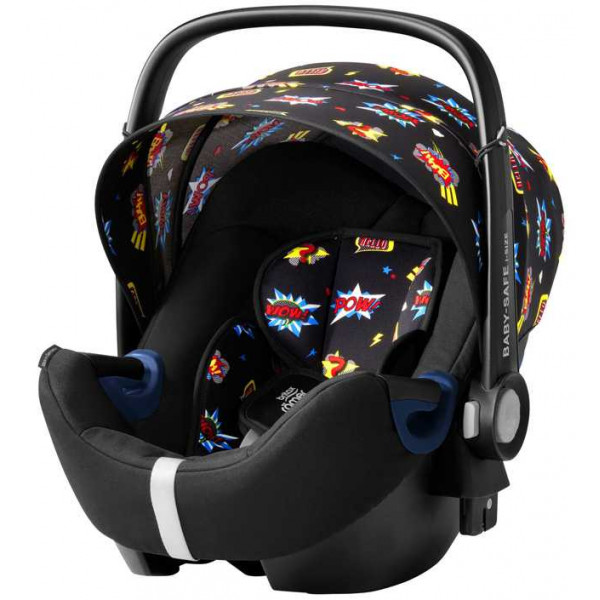 Britax Roemer Baby-Safe2 i-Size автокресло от 0 до 13 кг