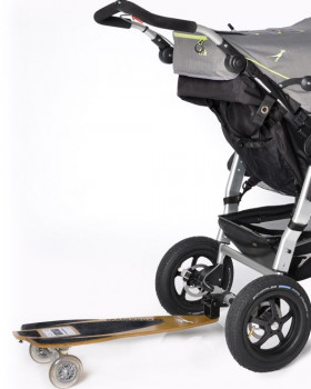 Скейтборд для коляски TFK Mamaboard