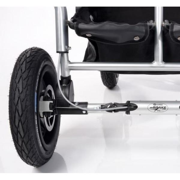 коляска для двойни TFK Twin Adventure прогулочная