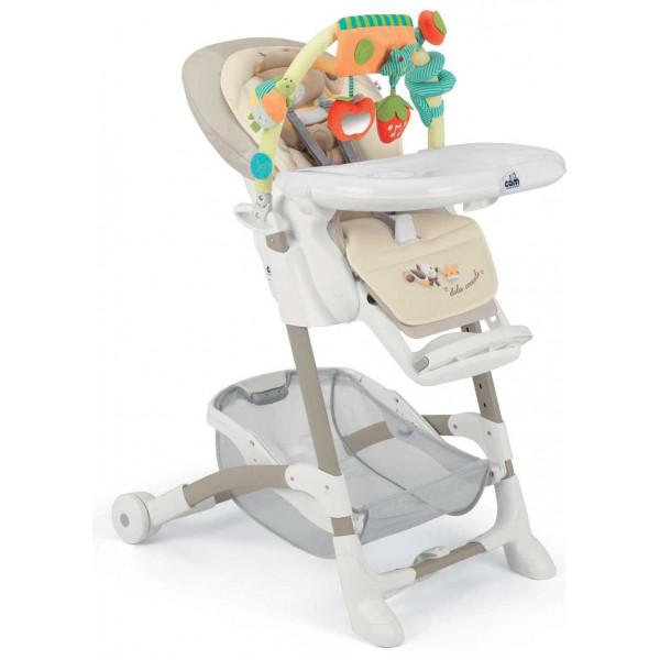 стульчик для кормления CAM Istante с рождения