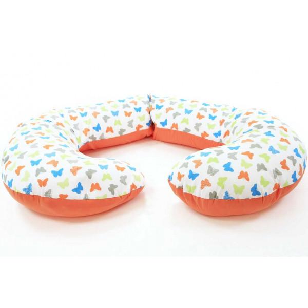 Подушка для кормления Ceba Baby Duo трикотажная