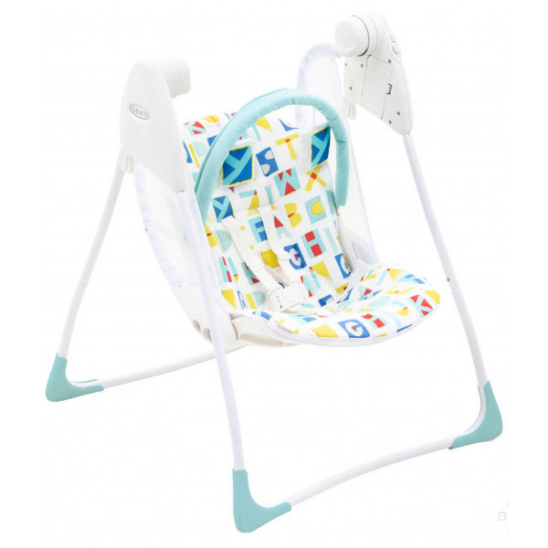 детские качели Graco Baby Delight электронные