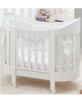 кроватка Italbaby Happy Family Oval