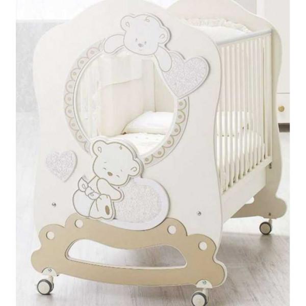 Детская  кроватка Italbaby Love Oblo