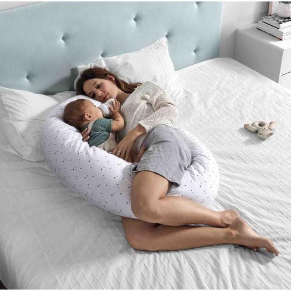 Подушка Micuna Claire для беременных и кормления ребенка