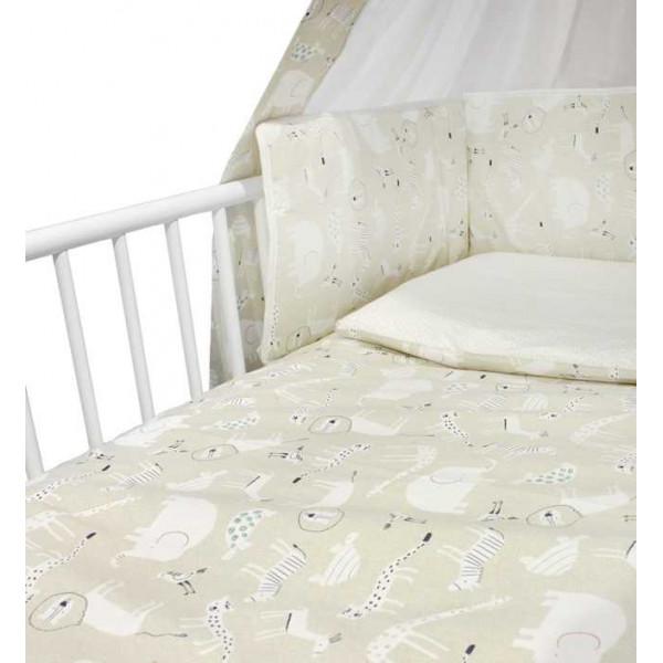 Schardt Classic 4-в-1 кровать трансформер (70х140см.) с бельём и матрасом