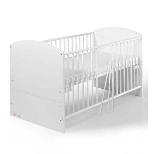 Schardt Classic 4-в-1 кровать детская трансформер (70х140см.)