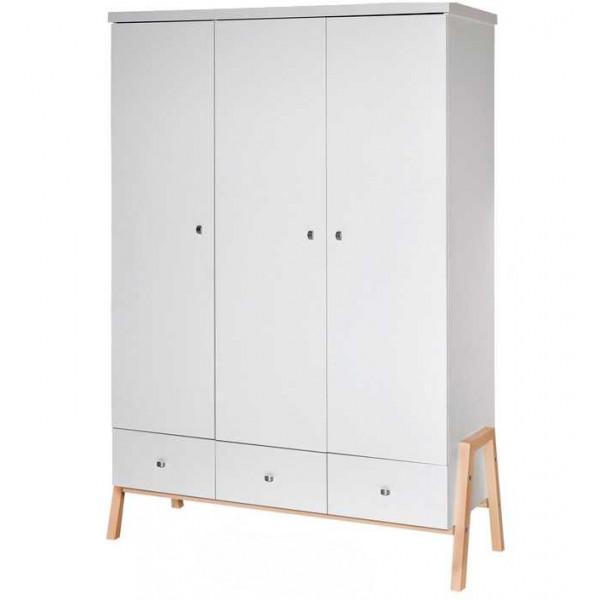 Шкаф трехсекционный Schardt Holly