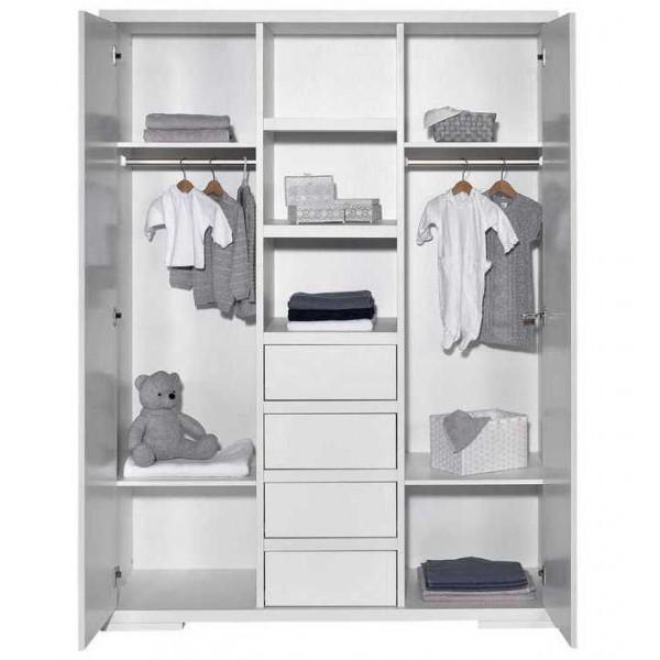 Шкаф двухсекционный Schardt Maxx