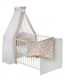 Детское постельное белье Schardt Little Sheep 70x140 см