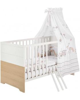 кровать Schardt Slide Oak