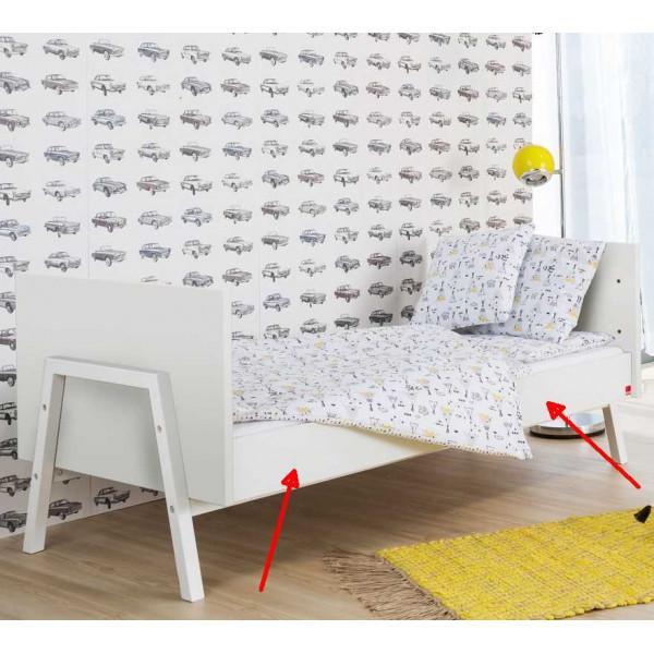 Панели для трансформации кровати Schardt в подростковую