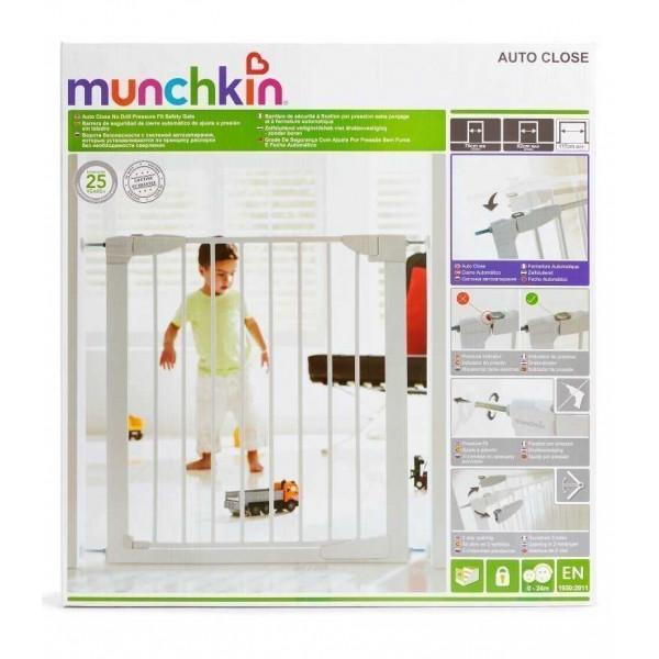 Детские ворота безопасности Munchkin Auto Close