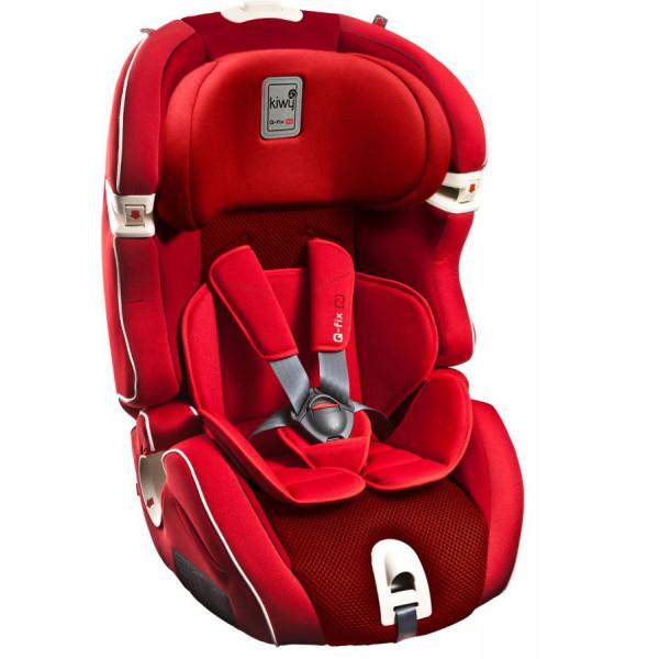 Kiwy SLF123 Q-Fix Plus детское автокресло от 9 до 39 кг