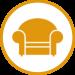 Детские кресла и пуфы