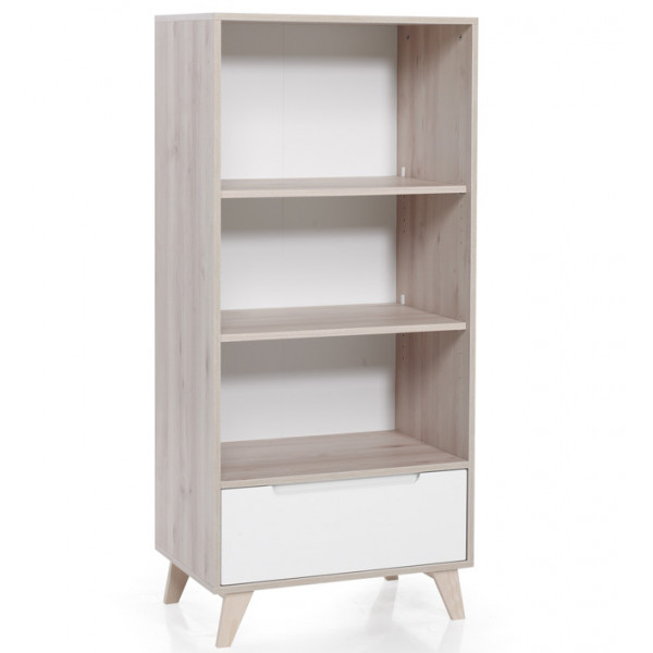 Одностворчатый шкаф-стеллаж Geuther Mette