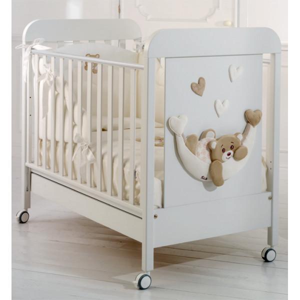 Кроватка детская Baby Expert Tenerone by Trudi