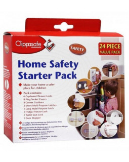 Clippasafe CL90 набор для безопасности в доме