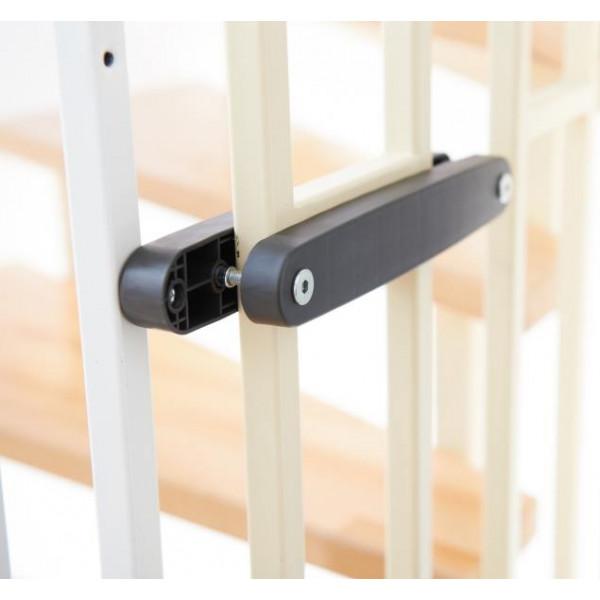 Ворота безопасности для лестниц Geuther Easylock 4793 Plus