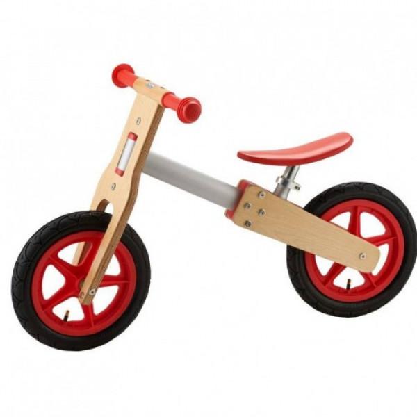 Балансир из дерева Geuther Sports Bike (натур.красный)