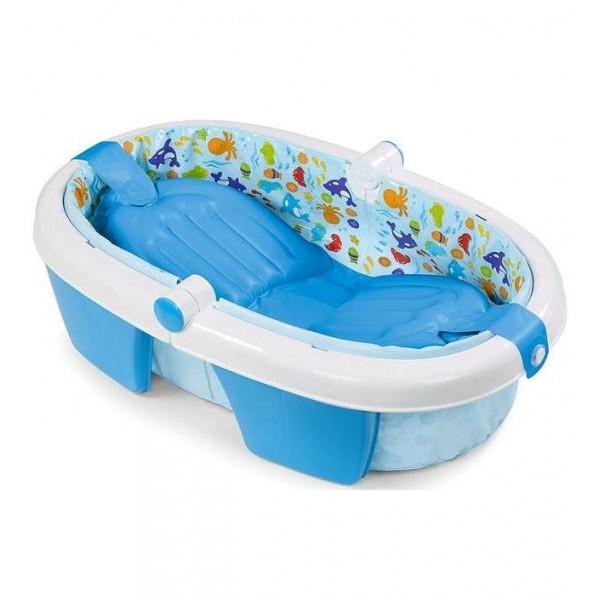 Ванночка складная Summer Infant Foldaway