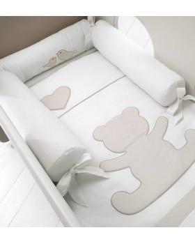 Детское постельное белье Baby Expert Casetta Top
