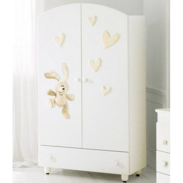 шкаф двустворчатый Baby Expert Cremino