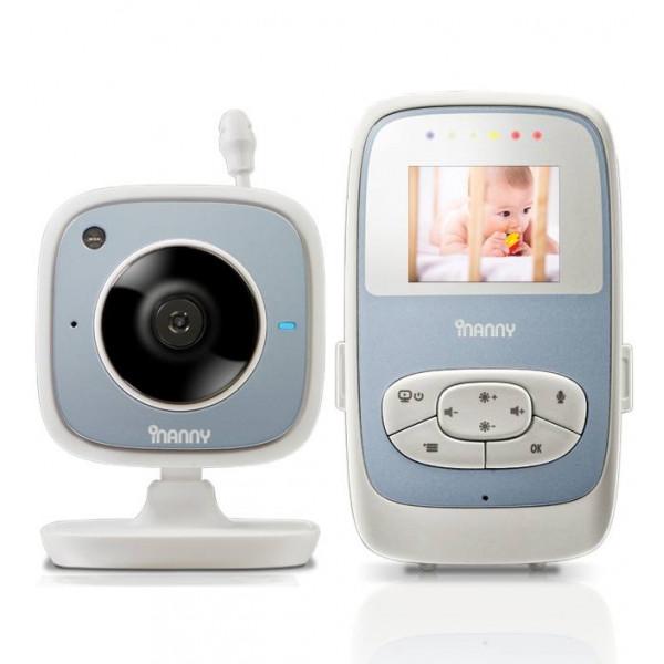Видеоняня iNanny NM108 с LCD дисплеем 1,8