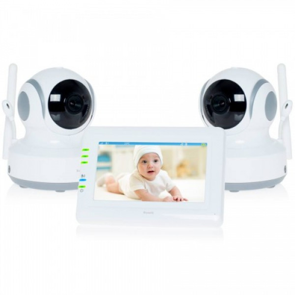 Ramili Baby RV900X2 видеоняня с 2 камерами