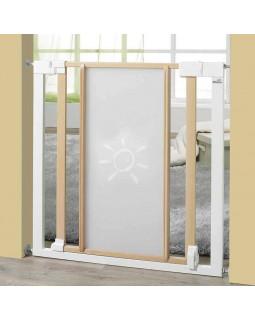 барьеры-ворота безопасности для детей Geuther Vario Safe Plexi 2786