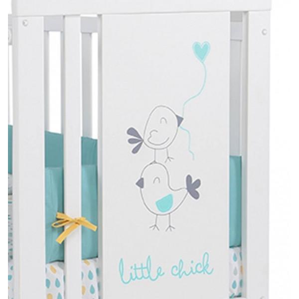 Кроватка Micuna Little Chick для новорожденного