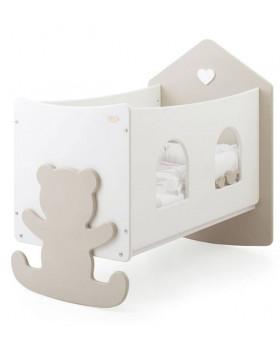 детская кроватка Baby Expert Casetta Top