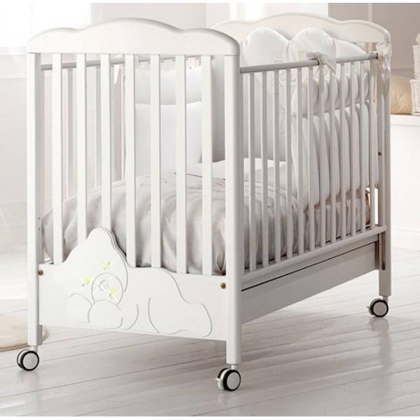 детская кроватка Baby Expert Coccolo Lux (со стразами)