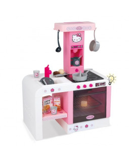 Кухня Smoby miniTefal Cheftronic Hello Kitty (без воды) 24195