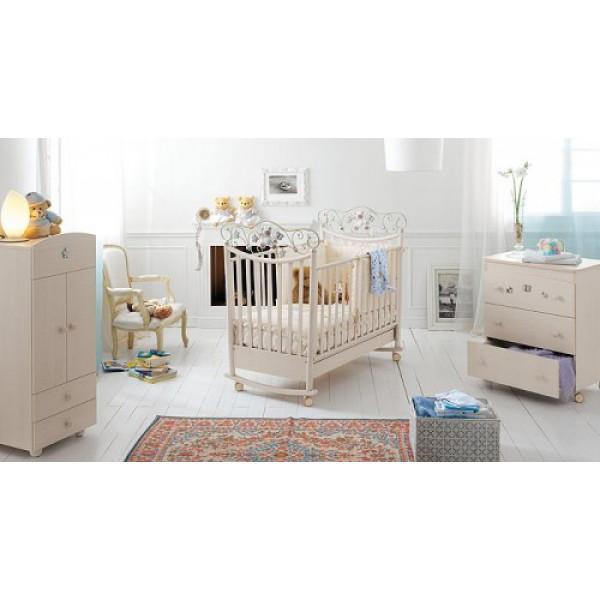 мебель для новорожденных Baby Expert Ceramics (беленый)