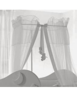 балдахин на кроватку Baby Expert Dieci Lune