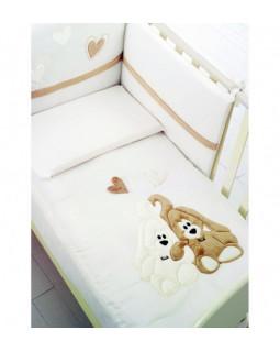 постельное белье Baby Expert Cremino