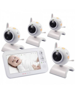 Видеоняня Switel BCF 930 Quadro с 4 камерами