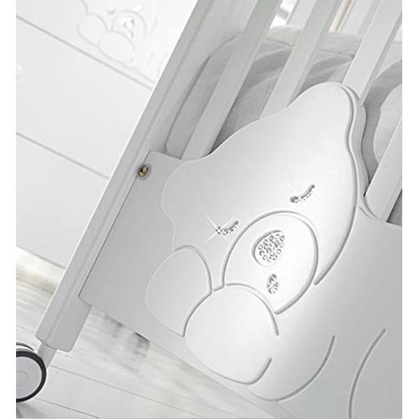 мебель для новорожденного Baby Expert Coccolo Lux