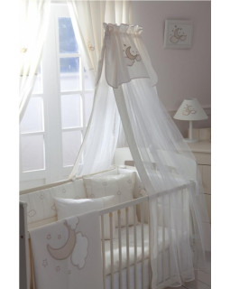 балдахин на кроватку Funnababy Luna Elegant