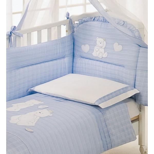 постельное белье Italbaby Principini 65x125 см.