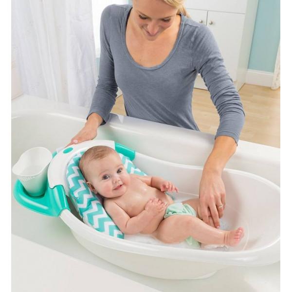 Ванночка с гидромассажем Summer Infant Warming Waterfall