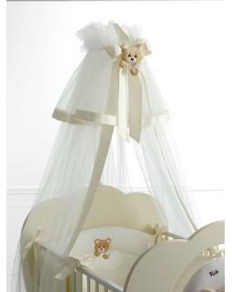 балдахин на кроватку Baby Expert Abbracci by Trudi