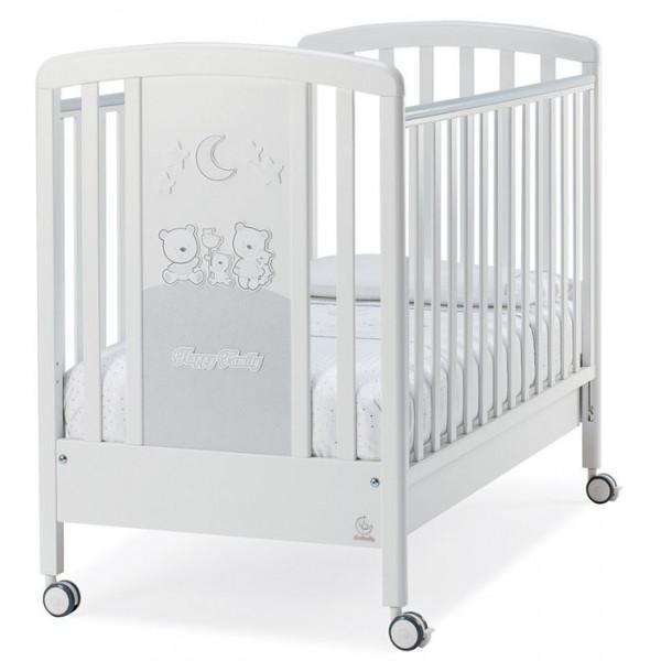 Детская кроватка Italbaby Happy Family Velvet
